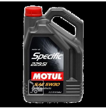 Vaj Motorik Motul Specific 229.51 5W30 1L