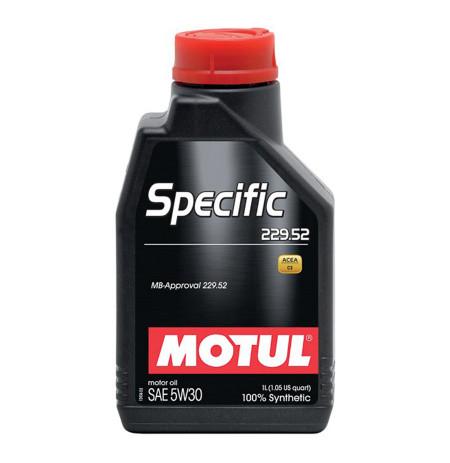 Vaj Motorik Motul Specific 229.52 5W30 1L