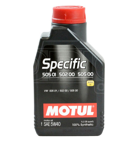 Vaj Motorik Motul Specific 504 00 507 00 5W30