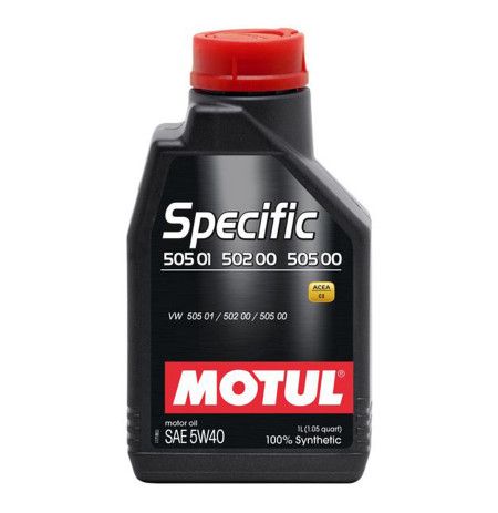 Vaj Motorik Motul Specific 5050150200 5W40 1L