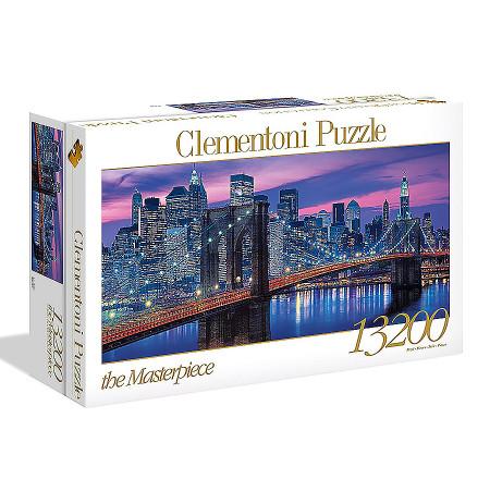 Puzzle 13200 New York Clementoni
