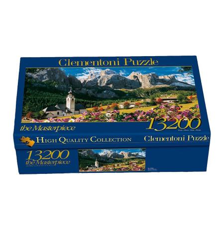 Puzzle 13200 Sellagruppe Clementoni