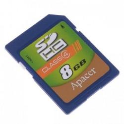 Karte memorie Apacer SDHC 8 GB