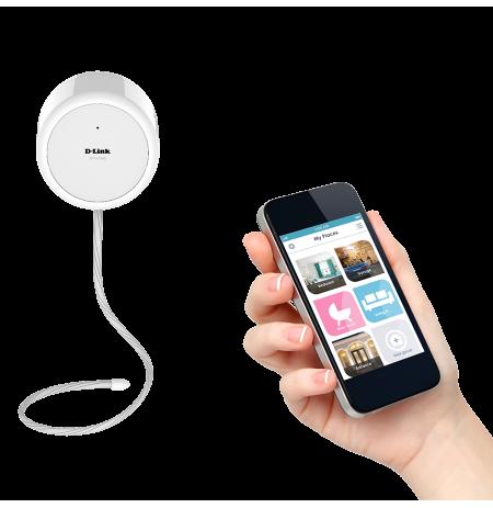 Sensor Uji Wireless D-Link DCH-S160 (Smart Home Security Kit)