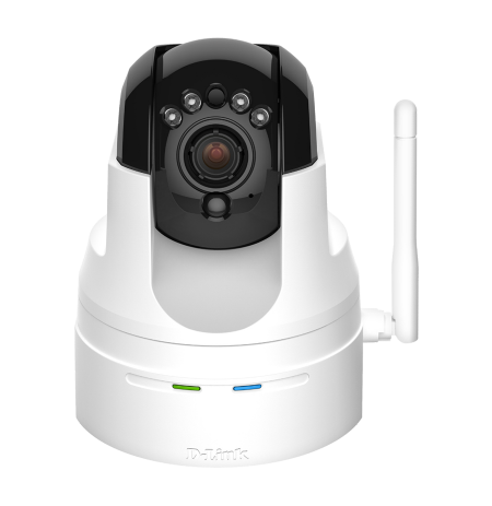 D-Link IP Camera HD 720p Cloud PTZ Wireless Pan/Tilt night vision DCS-5222L/E