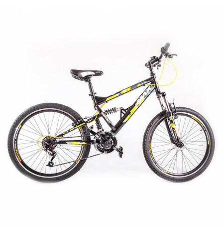 "Biçiklete 24"" Max Hummer Black"