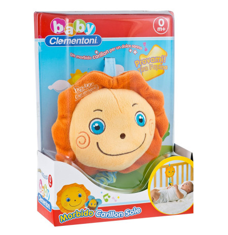 Loder Clementoni Morbido Carillon Sole Baby