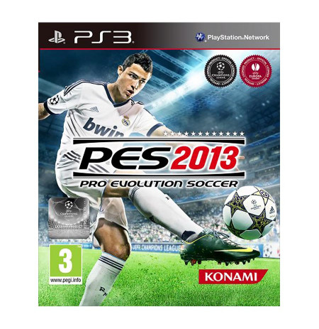 Loje Ps3 Pro Evolution Soccer 2013