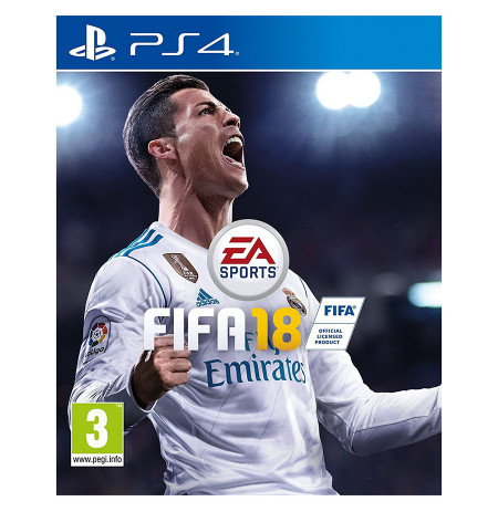 Ps4 Fifa 18 Day One 29/09/2017