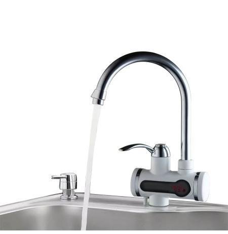 Rubinet Elektrik Water Faucet