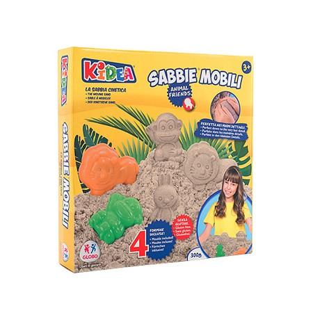 Globo Rere Kinetike dhe Kafshet e Egra 300 Gr