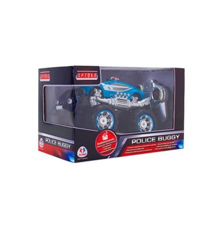 Globo Makine Policie me Telekomande, Bateri dhe Drita 36M+