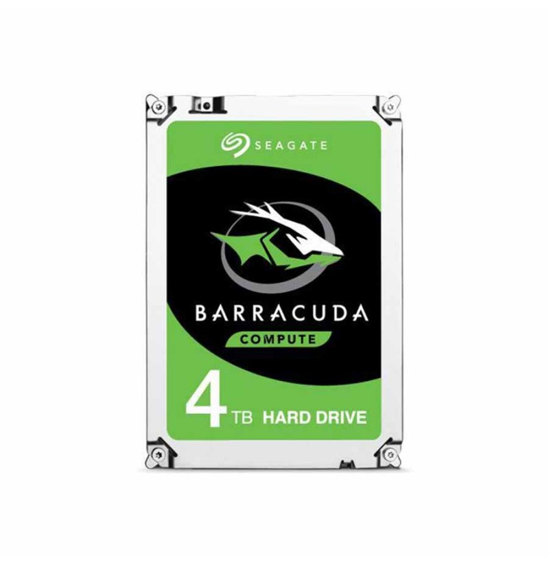"HDD Seagate Barracuda 3.5"" 4TB 256MB  SATA 6.0Gb/s"