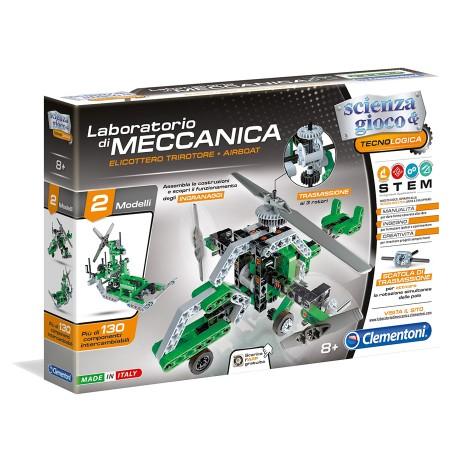 Clementoni Loder Laboratorio Di Meccanica Tritotore
