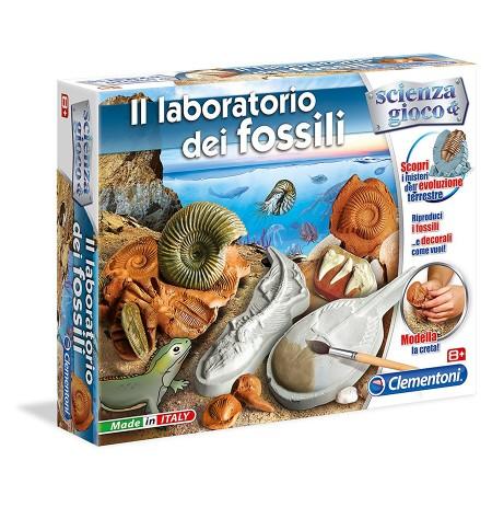 Clementoni Loder Laboratorio Di Fossili