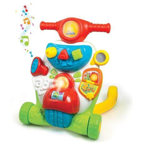 Clementoni Loder Valentino Scooterino Baby