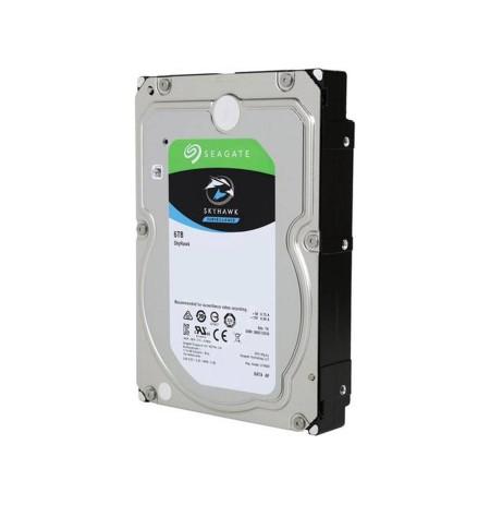 Seagate HDD 6TB, 256MB, 3.5'', SATA 6.0Gb/s, Skyhawk Surveillance