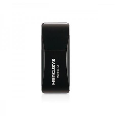 Mercusys Adaptor Usb Wireless N300 Mini MW300UM