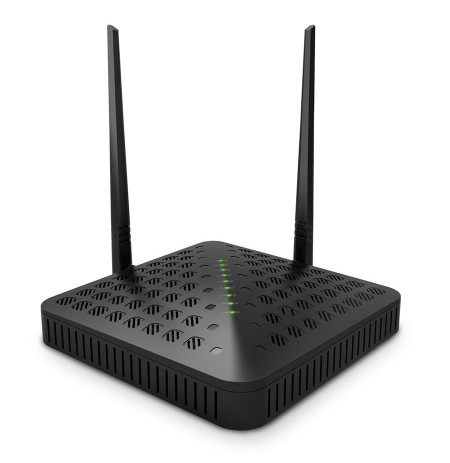 Tenda FH1201 Router Wireless AC 2+2 Antena