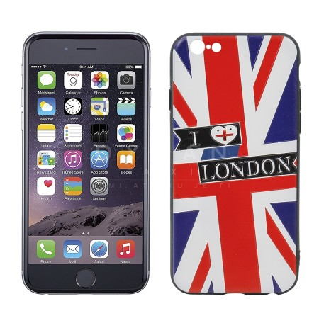 iPhone 6, Kase e Gomuar I Love London