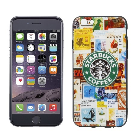 iPhone 6, Kase e Gomuar StarBucks