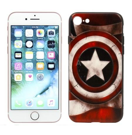iPhone 7/8 Kase e Gomuar CPT America