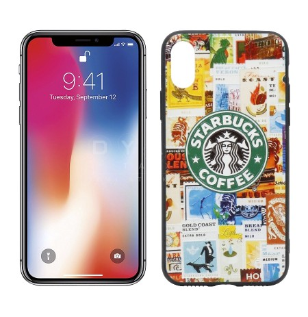 iPhone X, Kase e Gomuar StarBucks