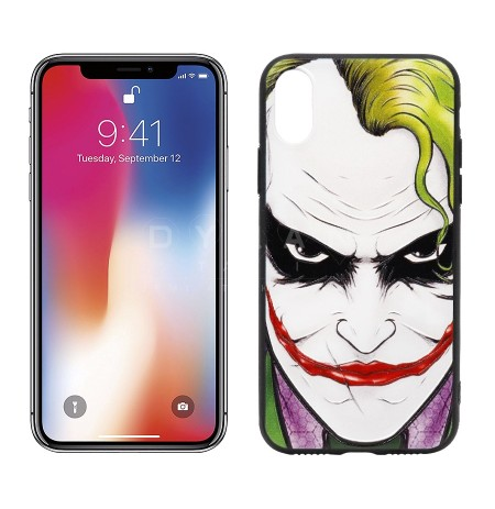 iPhone X, Kase e Gomuar Joker
