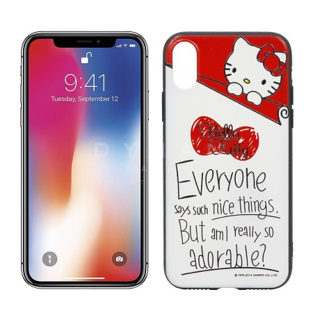 iPhone X, Kase e Gomuar Hello Kitty