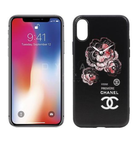 iPhone X, Kase e Gomuar me Lule H3082