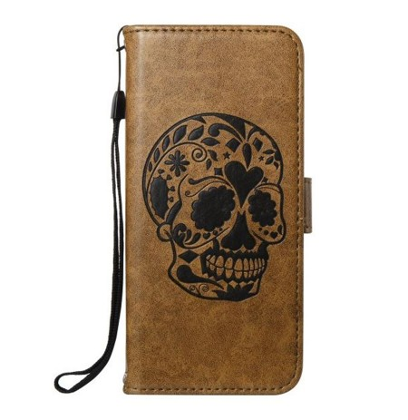 Kase Skull Brown