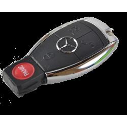Kase Celesi per Mercedes W204 / 211 EVO me 3 Butona