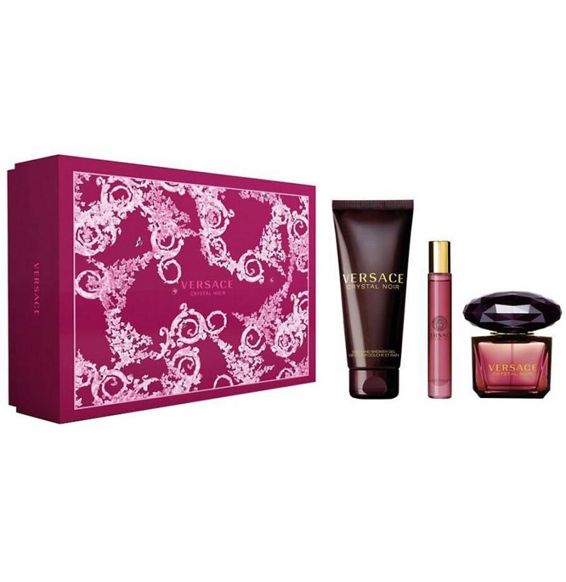 Set per Femra Crystal Noir by Versace