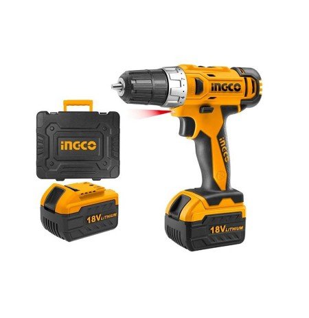 Trapan Ingco me Bateri CDLI228180