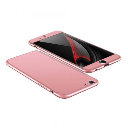 iPhone 6/ 6S, 360 Grade Protect Case Plastike