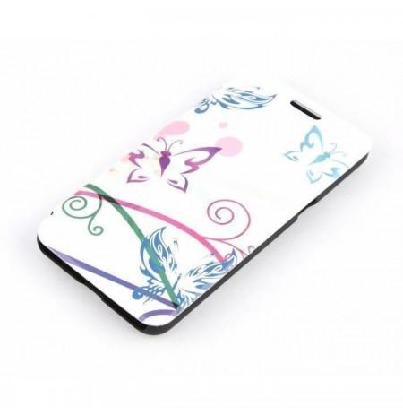 Samsung Galaxy Trend, Kase Husa Folio Tellur Butterflies