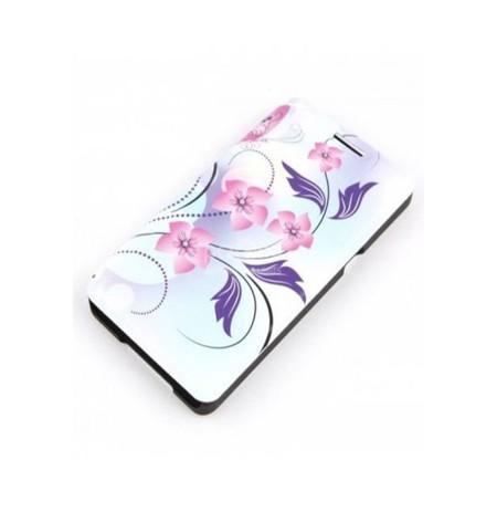 Samsung Galaxy Trend, Kase Husa Folio Tellur me Lule
