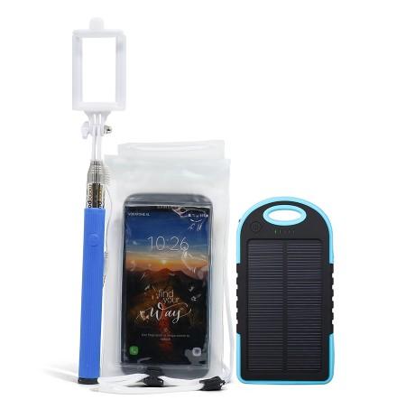 Bateri e Jashtme 5000 mAh+ Shkop Selfie + Qese Kundra Ujit