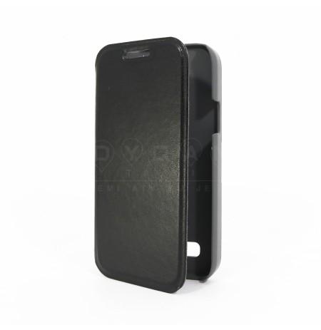 Samsung S4 Mini, Kase Husa Folio Tellur Gri