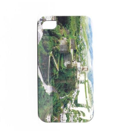 Iphone 4S, Kase e Gomuar me Logo