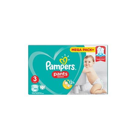 Pampers Pants Mega Pack +