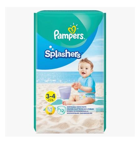 Pelena Pampers Splashers Swim